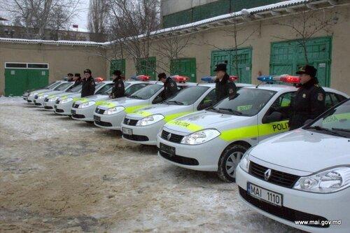 Больше протоколов! - Как стимулируют полицейских в Молдове?