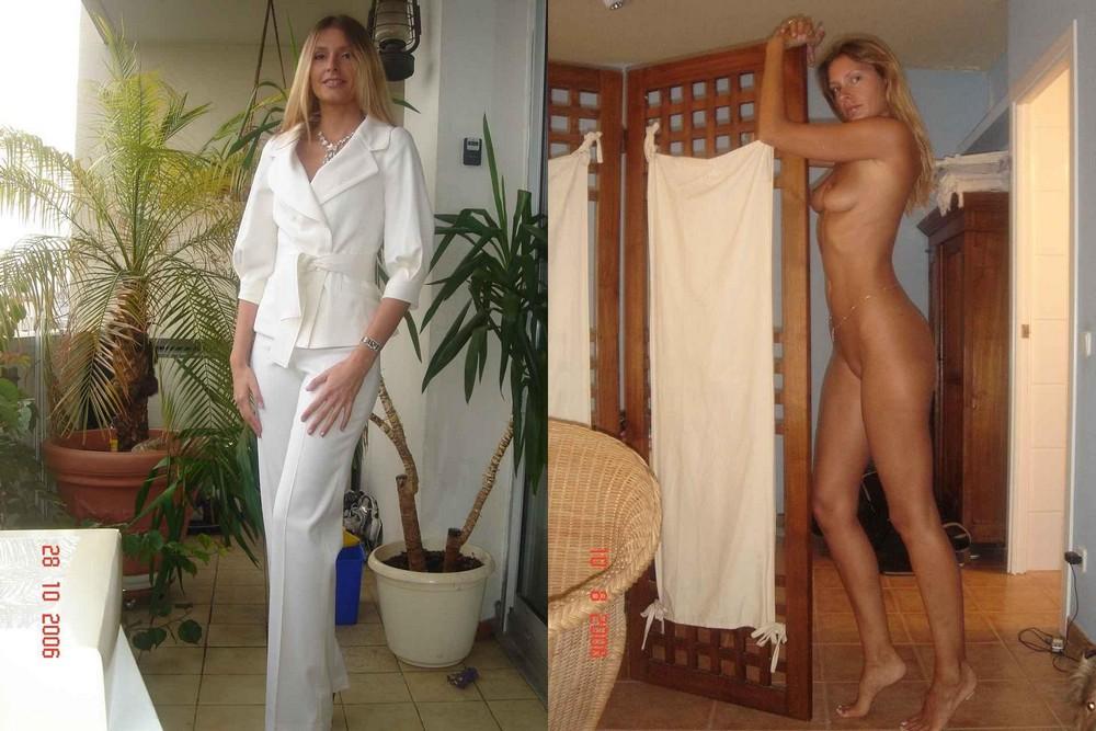 Одетые и сразу раздетые (18+)