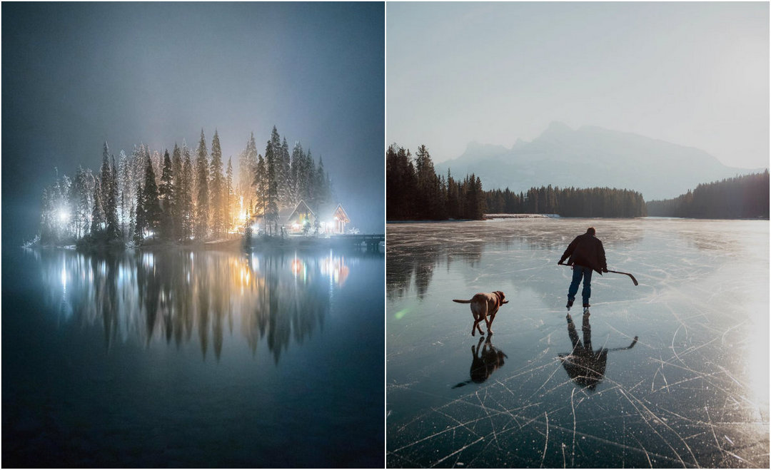 Travel and Adventures in the pictures of Stevin Tuchivsky