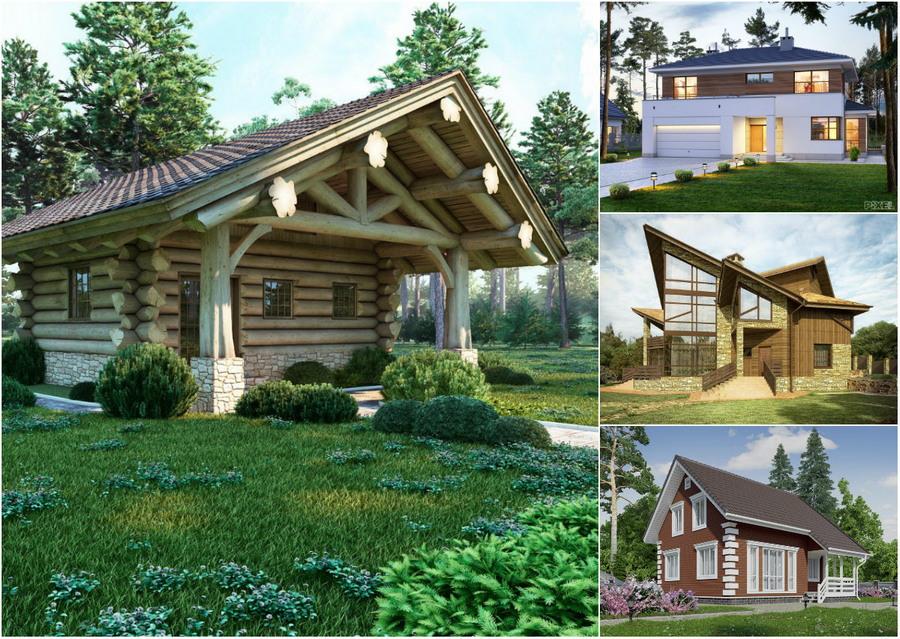 Проекты удобных домов