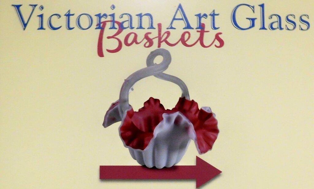Victorian  Baskets.