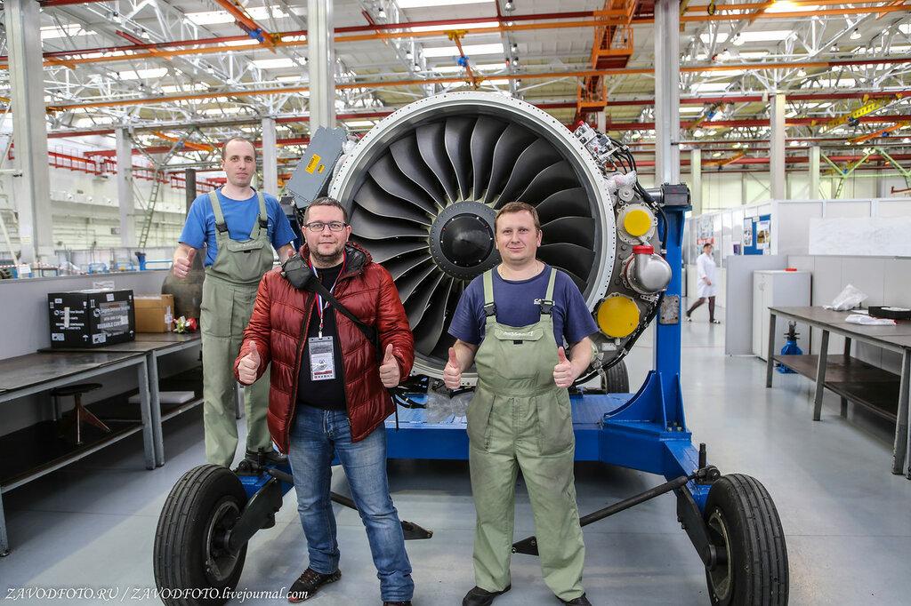 Ростех построит в Башкирии двигателестроительный завод