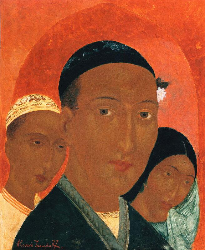 Старший брат (Три лица. Узбеки). 1921.jpg