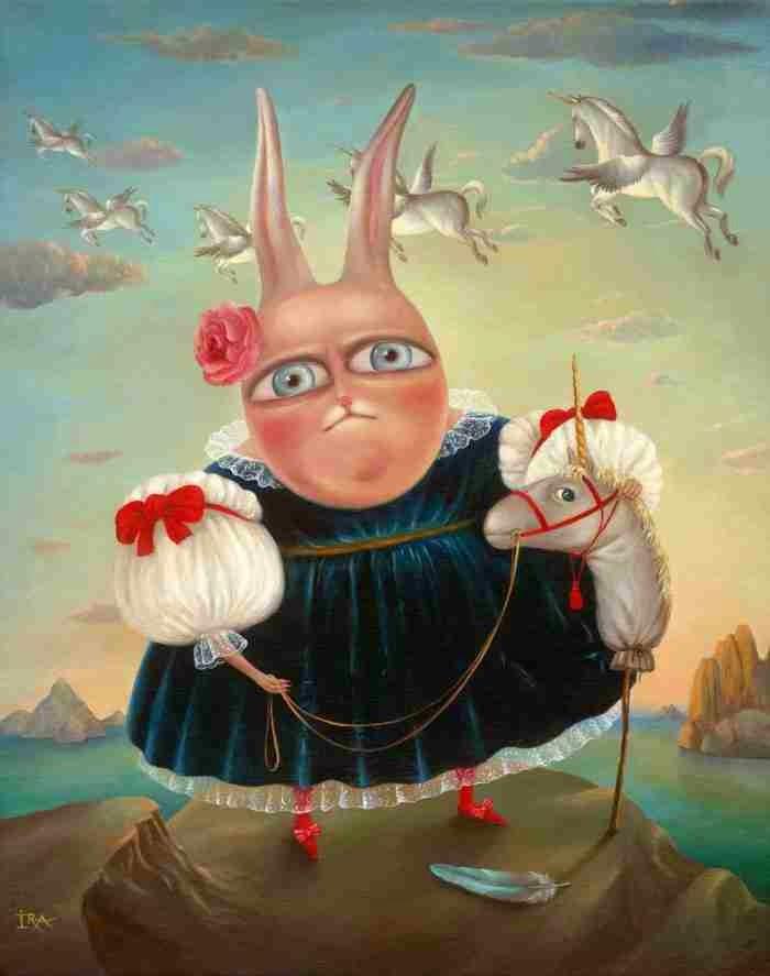 Картины Ирены Айзен