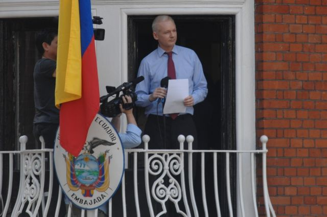 США охотятся насоздателя WikiLeaks (4)