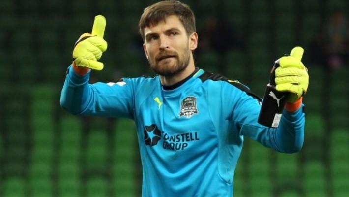 Вратарь «Краснодара» Крицюк может поменять клуб