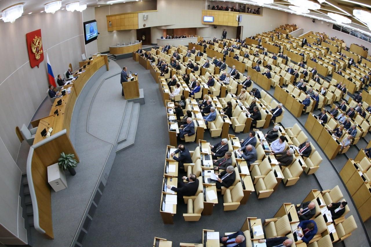 Государственная дума приняла поправки к законопроекту про побои в семье
