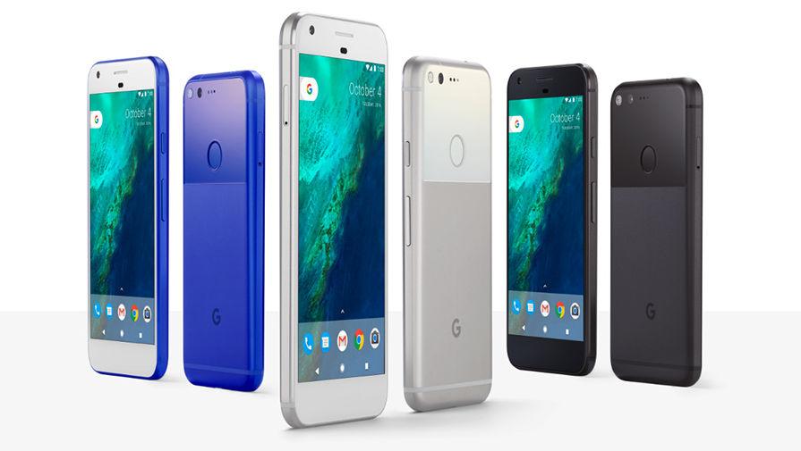 Google представила первые смартфоны Pixel c «лучшей камерой на рынке» (7 фото)