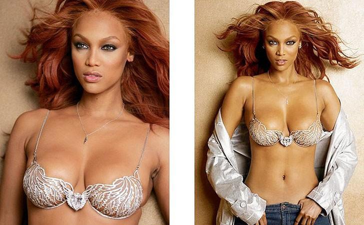 6. Бюстгальтер Heavenly 70 за 10 млн долларов В 2004 году для демонстрации этой модели была выбрана