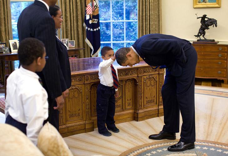 2. 7 марта 2015 президент США Барак Обама принял участие в марше, посвящённом 50-летней годовщине же