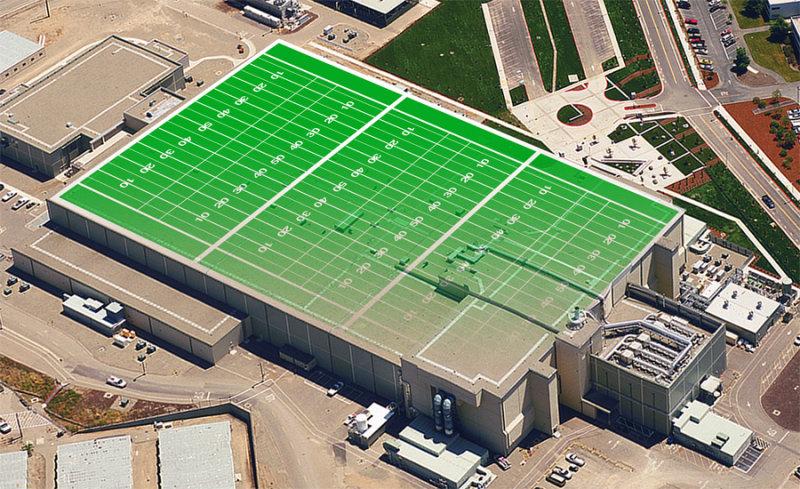 Самый большой в мире лазер был построен еще в 2009 году. И он, как ни странно, не предназначен д