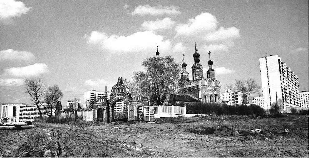 22. Москва, Юго-Запад, конец 70-х