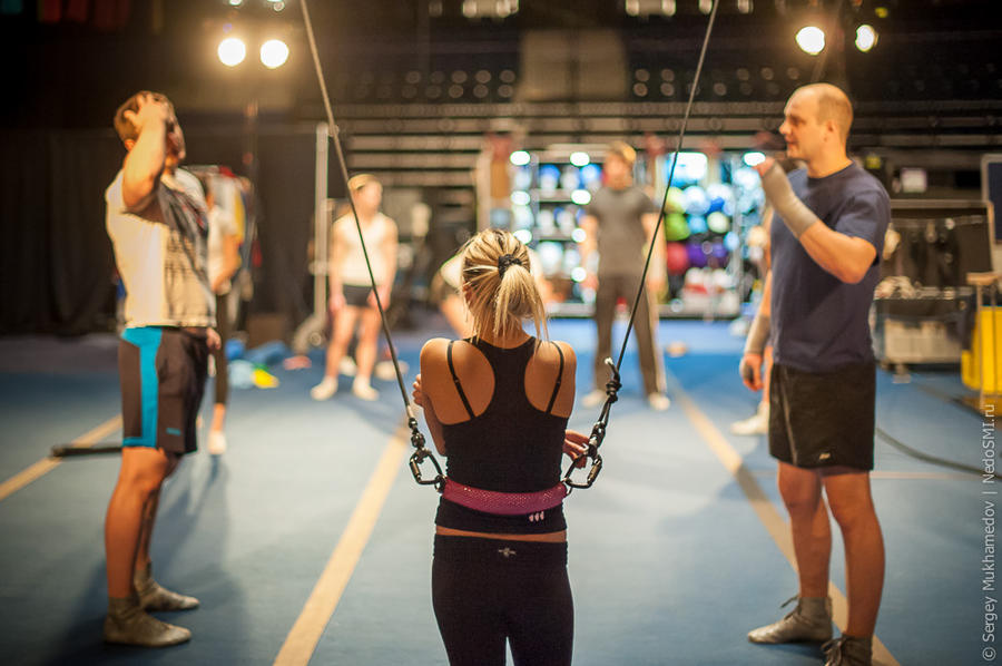 8. Cirque du Soleil не использует животных. У его истоков стояли уличные артисты, у них не было звер