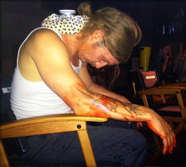 © who say  Играть депрессивного Раста Коула, между прочим, тяжелая работа. (Аможет, Мэттью пр