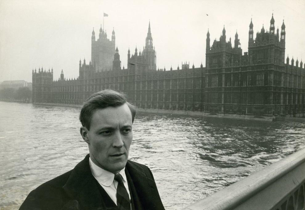 Лэдброк-Гроув, Лондон, 1954 год. Снимок из серии о жизни чернокожих людей в Великобритании для с