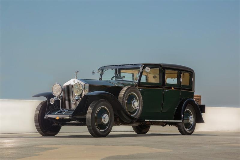 Phantom I Фреда Астера 1925 года (13 фото)