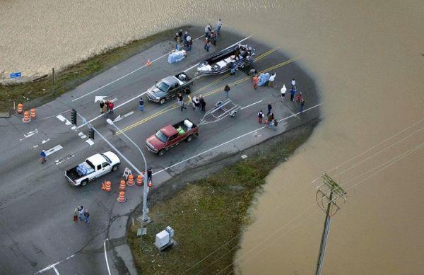Ученые предсказали рост числа ураганов насеверо-востоке США вдальнейшем