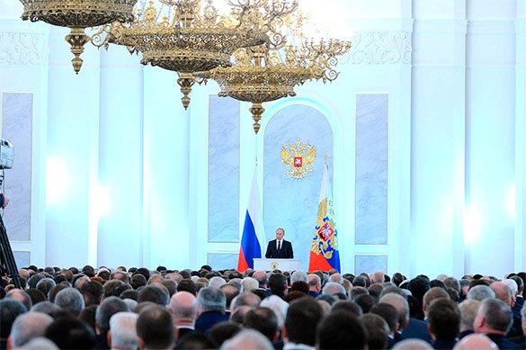 Письмо  В.Путина  Федеральному собранию будет особым  — Кремль