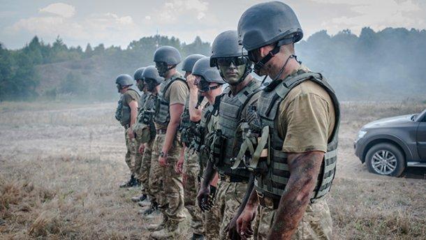 Военные Сил спецопераций ВСУ будут получать надбавку до100% прожиточного минимума