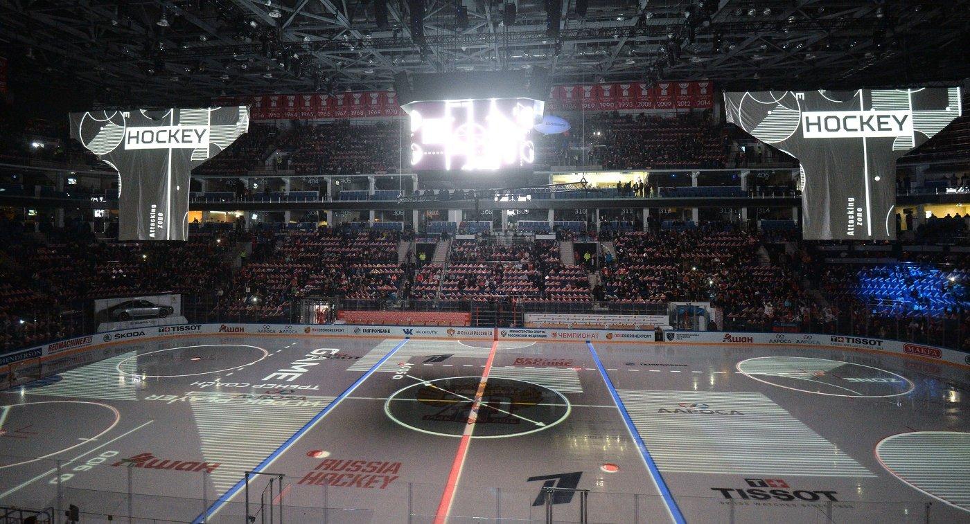Роман Ротенберг: Праздник русского хоккея удался, чтобы ниговорил Умарк