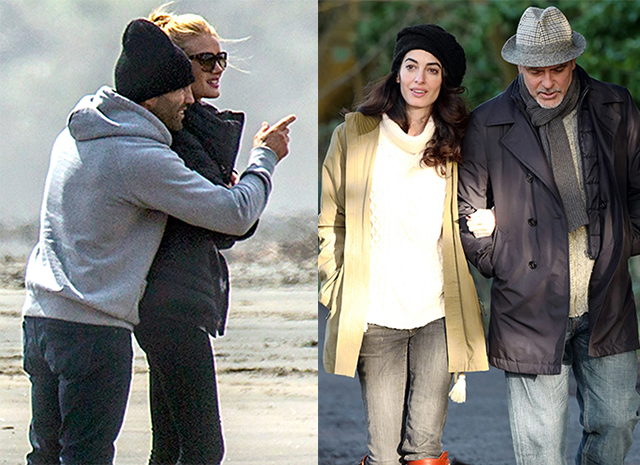 Джордж Клуни готовится стать два раза отцом