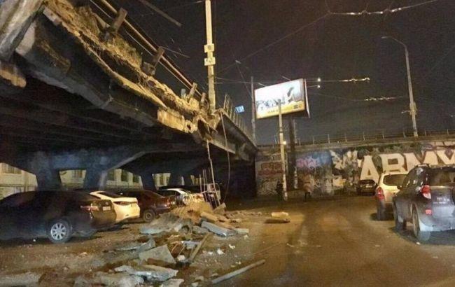 Шулявский мост вКиеве отремонтируют китайцы