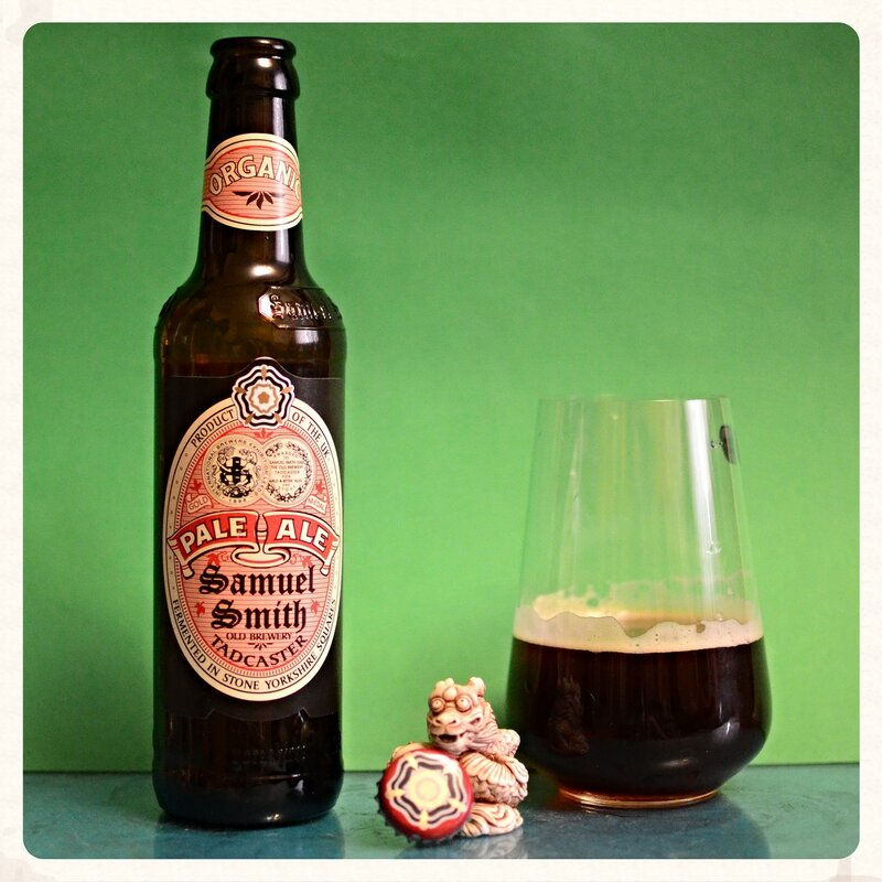 Samuel Smith Organic Pale Ale