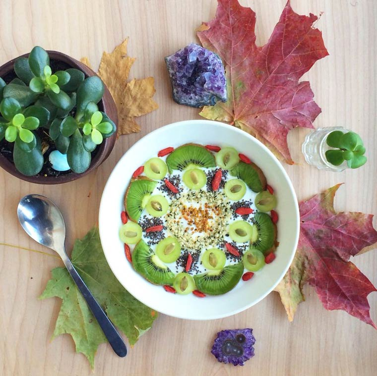 Wholesome Bowl - The culinary mandalas