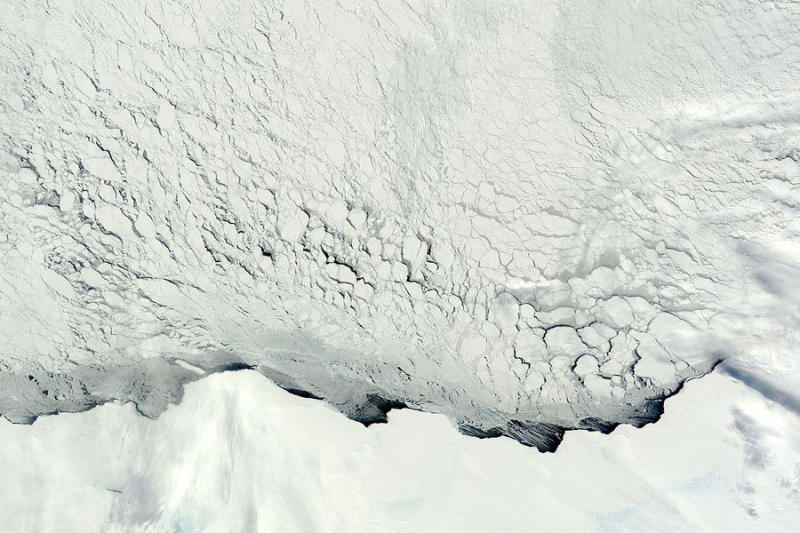 Though there has been significant ice loss on the peninsula, the 96 percent of the continent that ma