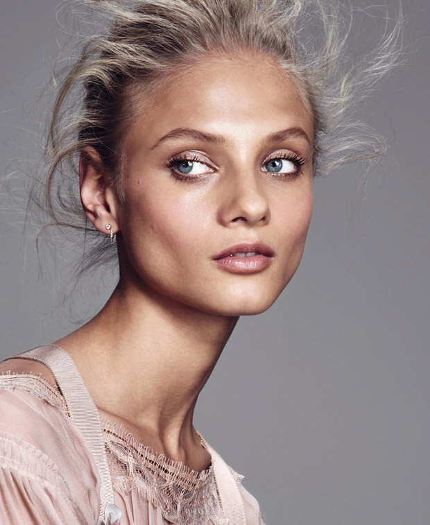 Anna Selezneva for Porter Magazine by Chris Colls