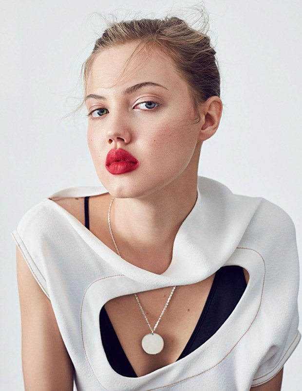 The New Classics: Lindsey Wixson Stuns for Allure US January 2017 Issue (8 pics)