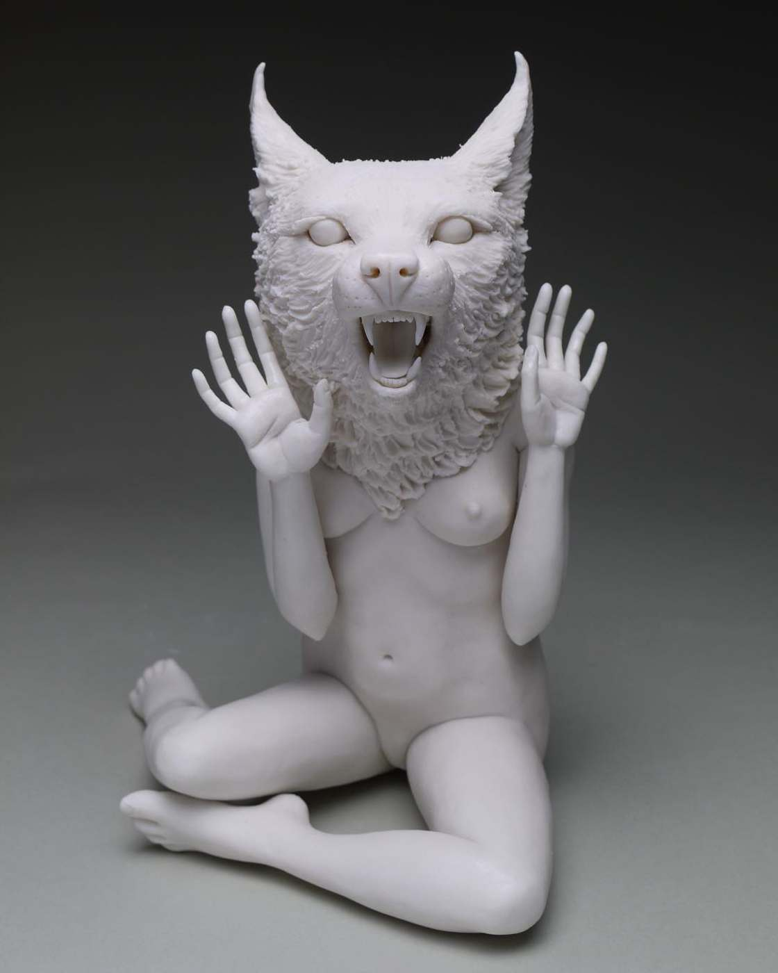 Entangled Wonders - The animal girls of Crystal Morey