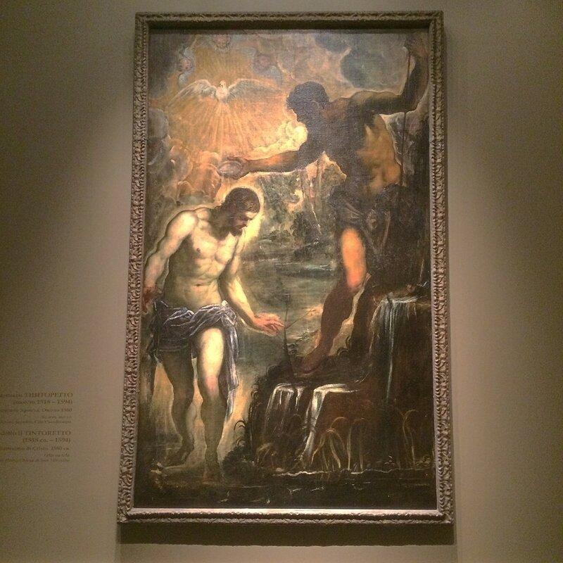 Тинотретто, Тициан и Веронезе