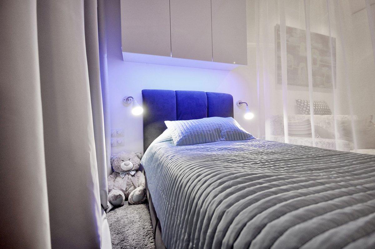 Яркая квартира в Перми от Allarts Design