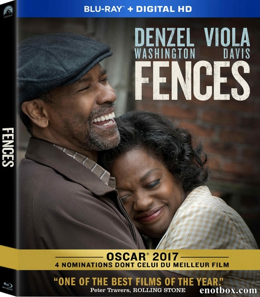 Ограды / Fences (2016/BDRip/HDRip)