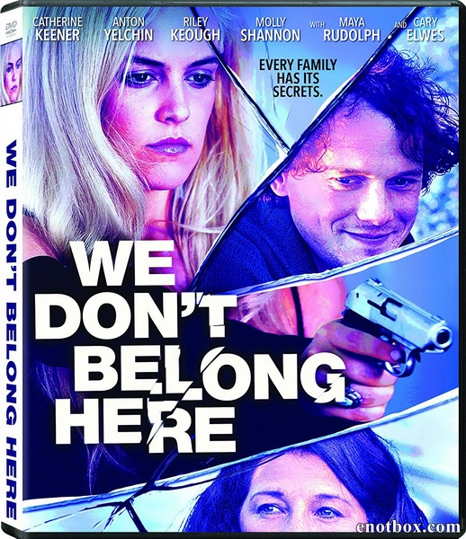 Нам здесь не место / We Don't Belong Here (2017/WEB-DL/WEB-DLRip)