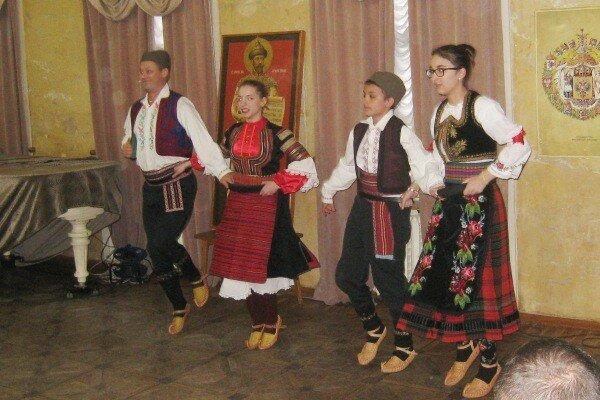 Сербия, кино, Славянский фонд