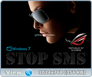 Windows 7 Ultimate SP1 (x86/x64) [Dark 5.0] by YelloSOFT [Ru]
