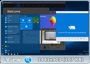 Windows 10 Pro 14971 rs2 x86-x64 RU-RU BOX