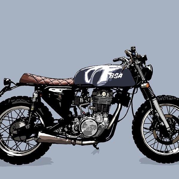 Моторисунки Такаси ака «Kamu666»