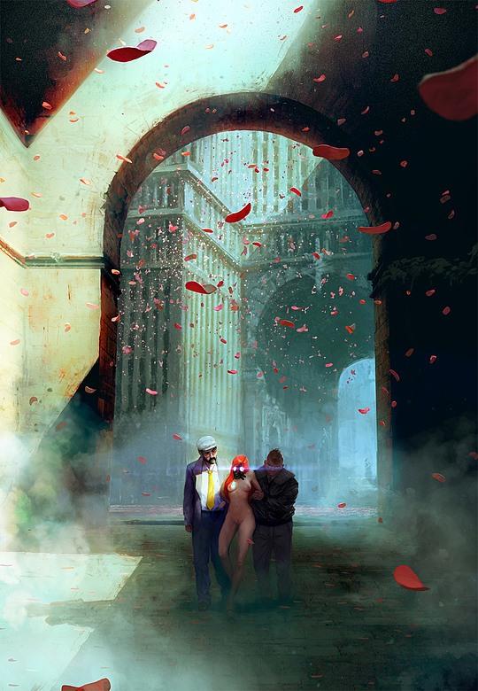 Stunning Concept Art byMichel Donze