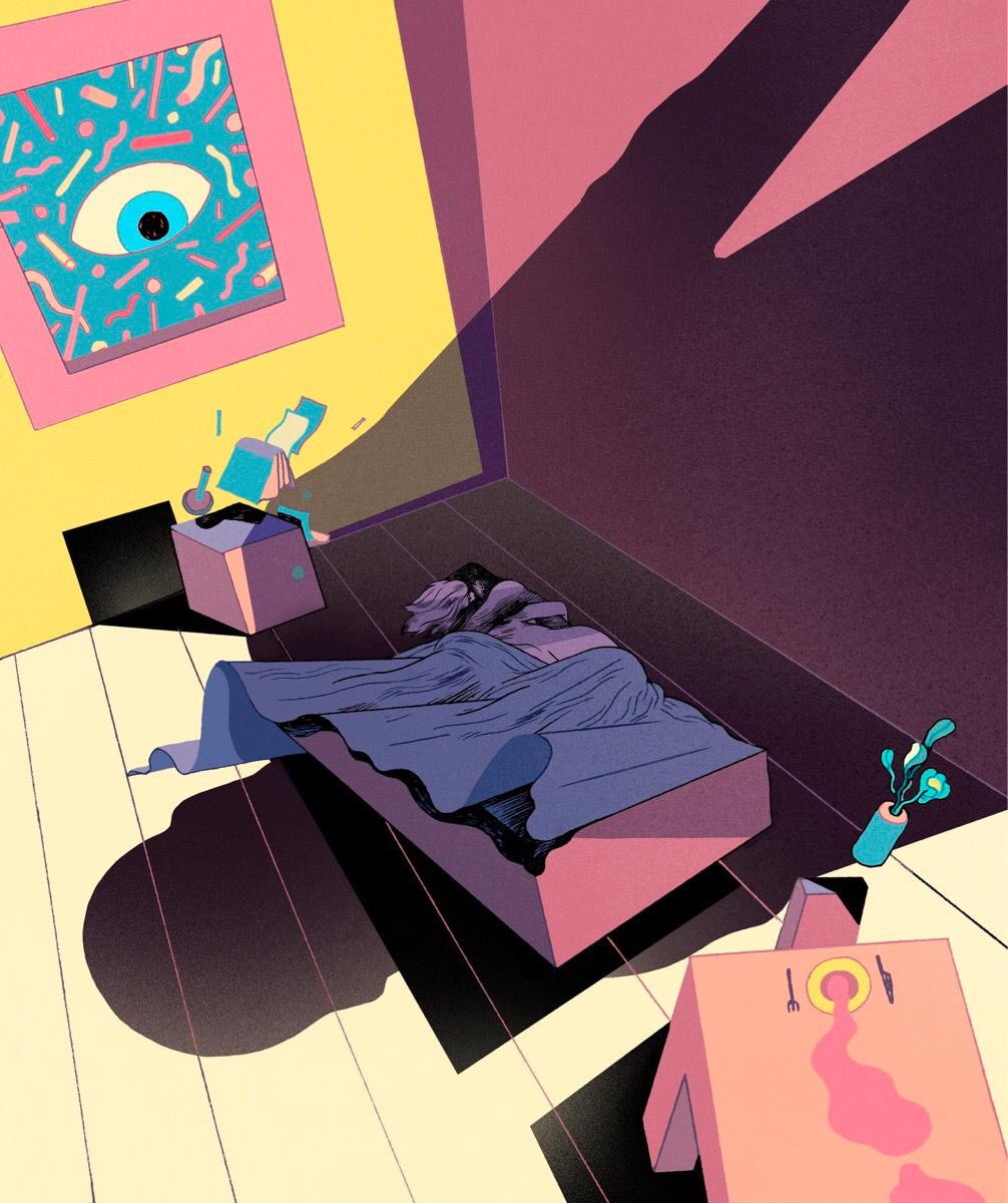 Illustrations by Rune Fisker