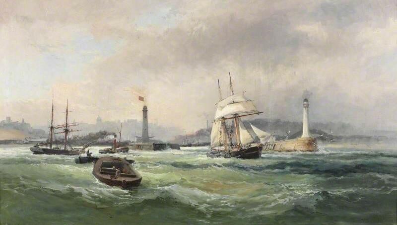 Harbour Entrance, Sunderland