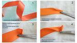 Мастер-класс: Розочки из атласных лент (обновленный)