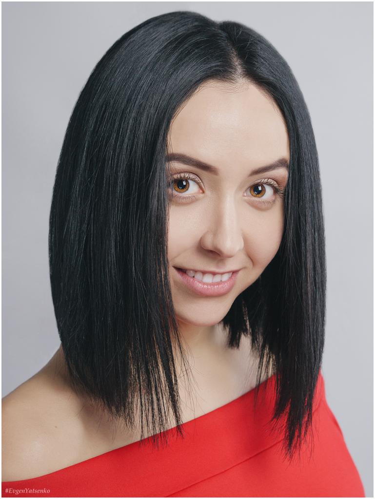 модель Виктория фотограф Евгений Яценко