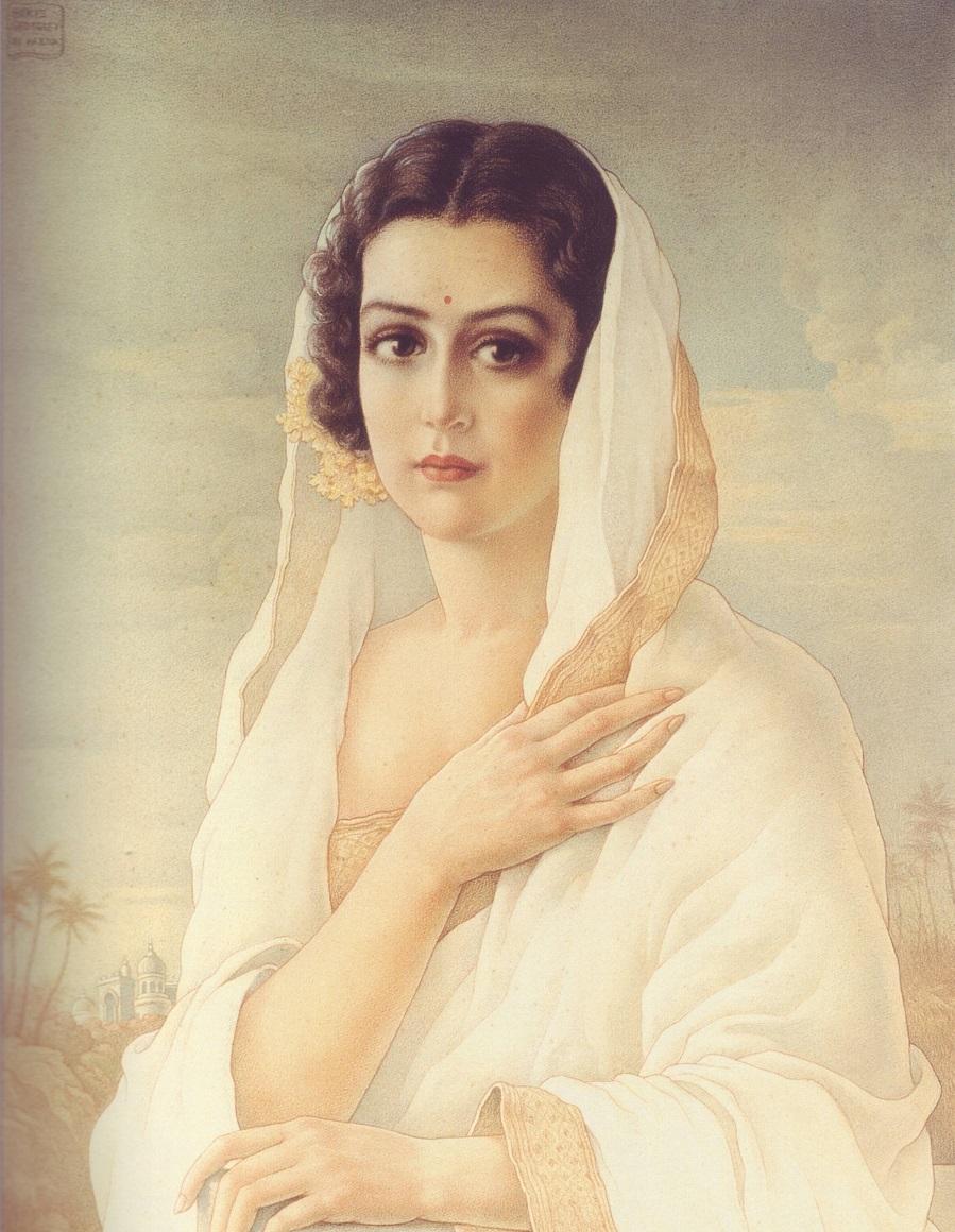 BORIS GEORGIEV Portrait of Radka Naidenova Gerova, 1928.jpg