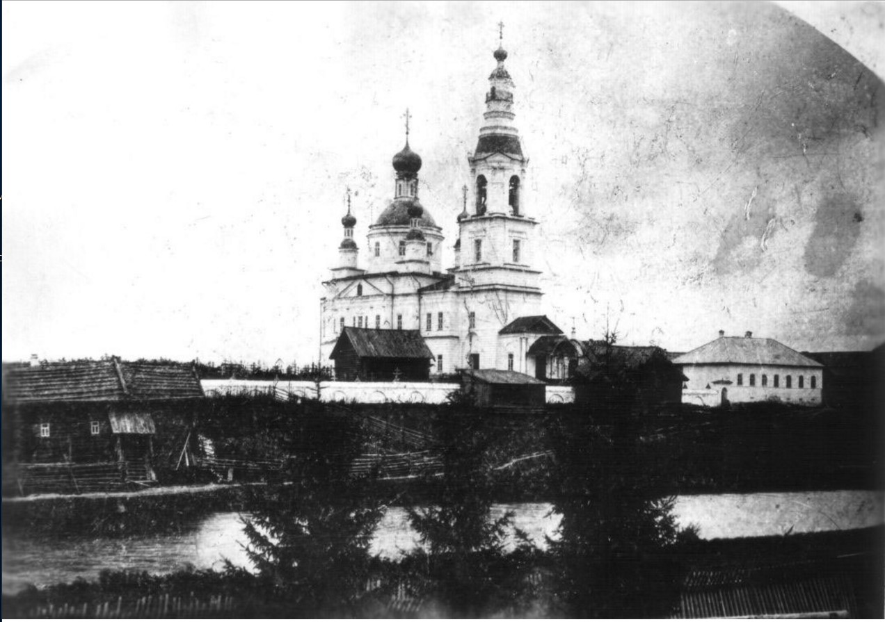 Храм Рождества Пресвятой Богородицы Грязовецкого уезда