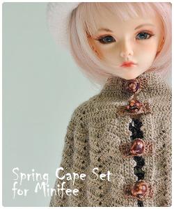 spring cape for MNF