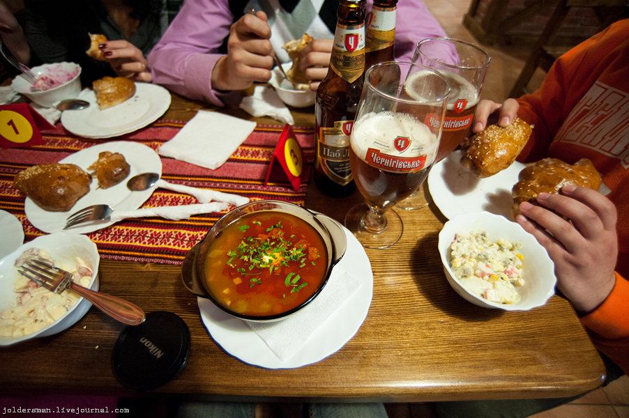 самая вкусная в мире украинская еда