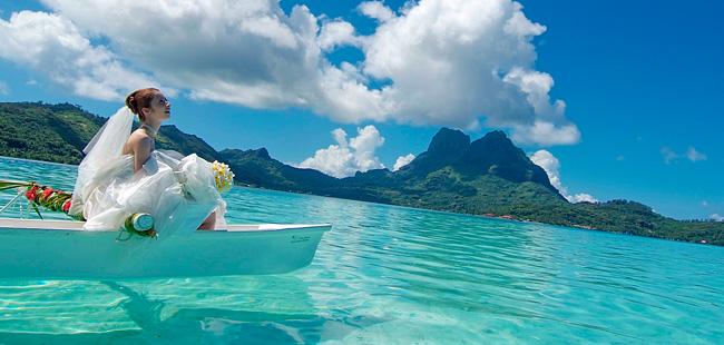 Свадьба на островах – счастье под солнцем
